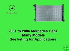 MERCEDES BENZ CLK500 NEW RADIATOR 2003 -2006 5.0 Liter