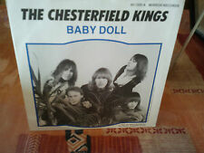 """the chesterfield kings""""single7""""or.canada:mirror:45.1200.de 1987."""