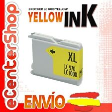 Cartucho Tinta Amarilla LC1000 NON-OEM Brother DCP-330C / DCP330C