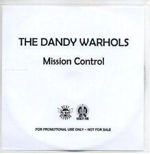 (AA311) The Dandy Warhols, Mission Control - DJ CD