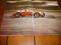 ALFA ROMEO TYPE 158/9  RACE CARS  ***ORIGINAL 1965 ARTICLE***