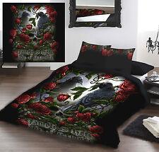 FOREVERMORE - Duvet Cover Set for DOUBLE BED artwork by Linda M Jones