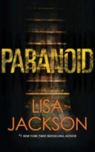 Paranoid by Lisa Jackson (2019, Unabridged) 11 CDs