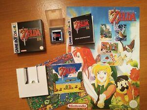 The Legend of Zelda: Link's Awakening DX Game Boy - Game Boy Color