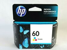 Genuine HP 60 Tri-Color Ink CC643WN -  New - Factory Sealed