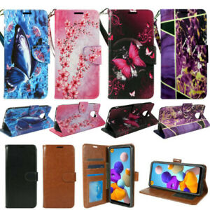For Moto G Play (2021) PU Leather Wallet Phone Case Cover Flip Stand Strap New