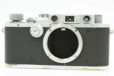 Leica IIIa 35mm Rangefinder Camera (Body Only) *SERVICED BY YYE*  #P329714