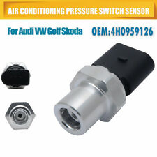 AUDI VW SKODA AIR CON CONDITIONING A/C HIGH PRESSURE SENSOR SWITCH 4H0959126B