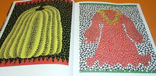 RARE All prints of KUSAMA YAYOI 1979-2004 book printmaking japan japanese #0322