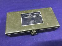 Cassetta metallica militare CY-684/GRC