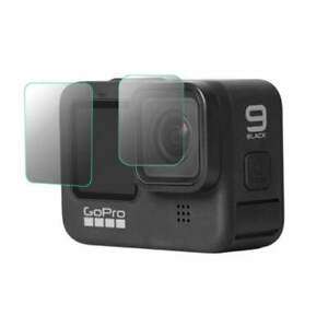 Tempered Glass Screen and Lens Protector for GoPro Hero 10 Black