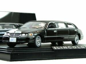 LINCOLN Town Car - Stretchlimo - 2000 - black - Vitesse 1:43
