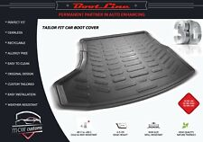 FITS FORD COURIER BOOT LINER COVER TAILORED DOG MAT FITTED RUBBER 2014-2019