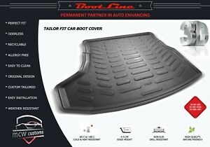 FITS TO VOLKSWAGEN POLO BOOT LINER COVER TAILORED DOG MAT FITTED 2009-2017 MK5