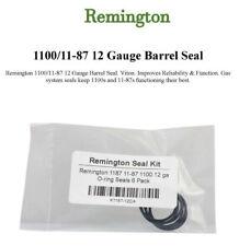 Remington Shotgun 1100 12 GA  1187 11-87 O-Ring Barrel Gas Seals 12 Pack