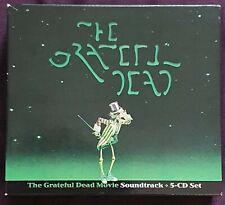 The Grateful Dead – The Grateful Dead Movie Soundtrack (5 CD Box Set 2005)
