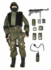 "2000 21st Century Toys 12"" 1/6 America's finest SWAT SHERIFF'S DEPT. action fig"
