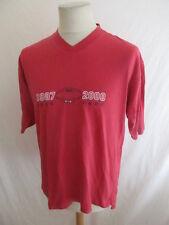 T-shirt vintage Eden Park Rouge Taille M