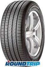 4x Summer Tyre Pirelli Scorpion Verde 225/60 R18 100h