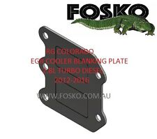 2.8L RG COLORADO 2012-ON EGR COOLER FOSKO BLANKING PLATE F20