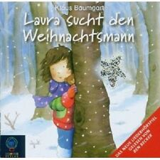 KLAUS BAUMGART - LAURA SUCHT DEN WEIHNACHTSMANN  CD NEU