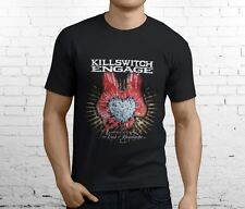 New KILLSWITCH ENGAGE The End Of Heartache Men's Black T-Shirt Size S-3XL