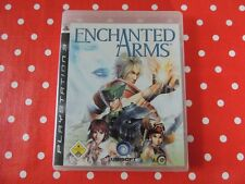 Enchanted Arms Playstation 3 PS3 mit Anleitung