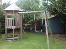 Tp Toys Castlewood Tower And Swing Arm
