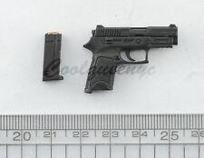 Hot Toys 1/6 Scale MMS124 Iron Man 2 Black Widow Figure - Pistol #2