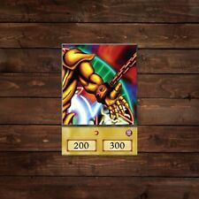 Exodia Left Arm Trading Card [Anime Version] Decal/Sticker
