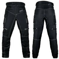 4FIT WATERPROOF ALL WEATHER MENS BIKERS MOTORCYCLE RIDERS CE ARMORED PANT NEW