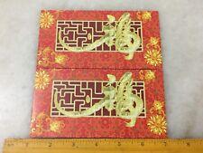 (JC) 2 pcs set RED PACKET (ANG POW) - Public Bank