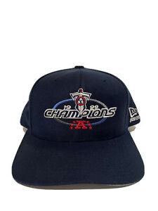 NEW Vintage 1999 Tennessee Titans AFC Champions Snapback Hat