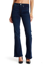 Spanx 5 Pocket Flare Jeans with Stomach Shaping Size 28 Celeste NEW # 50004R