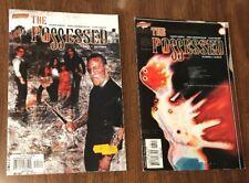 The Possessed #4 & #6, Geoff Johns & Liam Sharp, VG/ FINE   2003 2 BOOK LOT