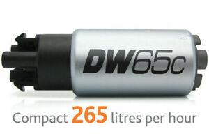 Deatschwerks DW65C 265LPH Fuel Pump & Install Kit 2005-2009 Subaru Legacy GT