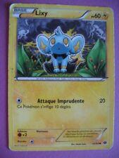 Carte Pokémon - Lixy - 43/99 - Noir et blanc - Destinées futures - 2012 - SC2