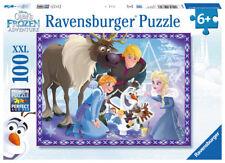 "Ravensburger 10730  "" Frozen Familienzauber "" 100 Teile XXL Puzzle, NEU & OVP"