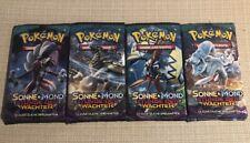 1 Pokemon Booster Pack **Sonne & Mond Stunde der Wächter** deutsch => NEU & OVP