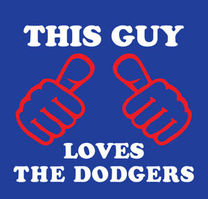 This Guy Loves The Dodgers shirt Los Angeles baseball  World Series Champs LA
