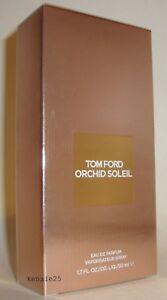 TOM FORD ORCHID SOLEIL PERFUME EDP 50 ML / 1.7 FL OZ SPRAY FOR WOMEN NIB