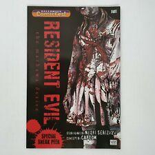 Resident Evil The Marhawa Desire (Viz Media) Halloween Comicfest #1 2014
