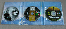 SHAFT/CHANGING LANES/RULES OF ENGAGEMENT dvd box set - VGC