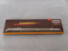 Marklin Märklin 8871 Spur Z Gauge Ice With 2 Spare Motors Restoration or Parts