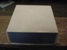 "Plastic Enclosure Electronics Project Case Instrument Shell Box 6""W-2.5""H-6.25""D"