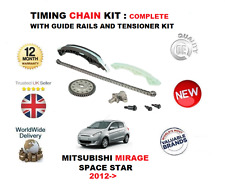 FOR MITSUBISHI MIRAGE SPACE STAR 1.6 3A90 2012-> TIMING CHAIN KIT
