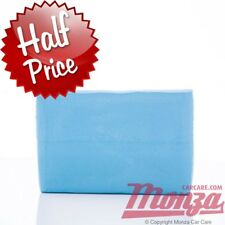 *BARGAIN* Monza Pro Paintwork Clay Bar Blue *USE WITH MEGUIARS, DODO JUICE LUBE*