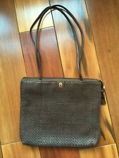 Aigner leather bag vintage brown leather Germany