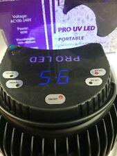 Professional Nail Equipment  PRO UV LED PORTABLE 60 W  NAIL  DRYER