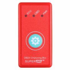 Mini SuperOBDII Chip Tuning Box ECU Remap Performance Fuel Saver For Diesel Cars